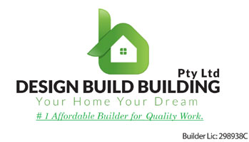 Design Build Building Logo
