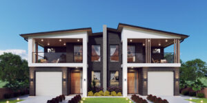 Dual Occupancy Chester Hill - Woodland